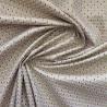Tissu cretonne coton à éventail / 22966