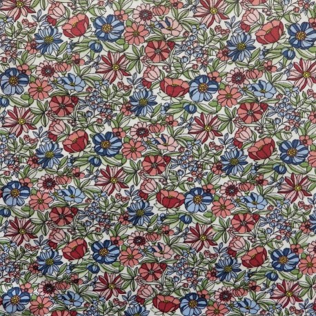 Tissu coton enduit : 22967