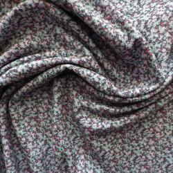 Tissu jersey coton à petites fleurs : 22983