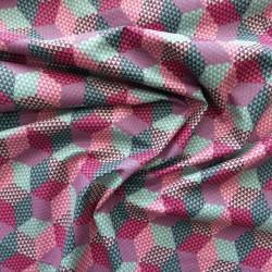 Tissu coton graphique : 22986