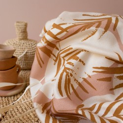 "Tissu ""capony ochre"" atelier Brunette"