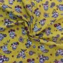 Tissu gabardine coton/ 14.70€