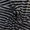 Tricot à rayures : 14.85€