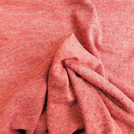 tricot à fils brillant : 12.50€