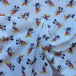 tissu coton Mickey : 12.75€
