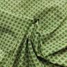 Tissu coton  éventail :  7.80€