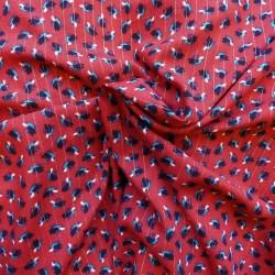 Tissu viscose à fil doré :  14.70€