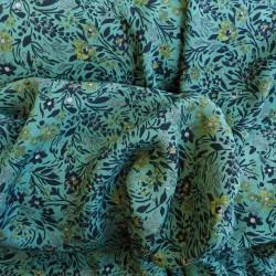 Tissu Viscose flowers : 19.90€