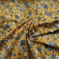 Tissu coton cretonne : 9.50€