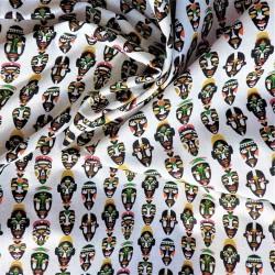 Tissu coton à masque:  7.80€