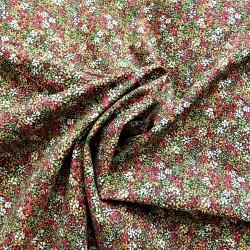 Tissu coton impressionniste : 7.80