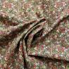 Tissu coton impressionniste : 7.80€