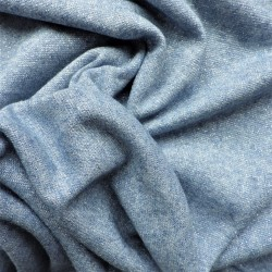 Tissu maille  tricot à fils lurex : 12.50€