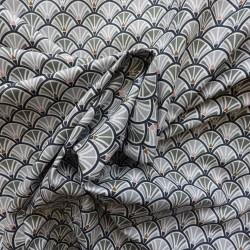 Tissu coton  Kisnek Palmier : 7.95€