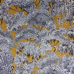 Tissu coton natté Panoramique : 15.70€