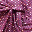 Tissu coton à éventails : 7.95€