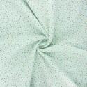 Tissu double gaze Gots bio : 14.99€