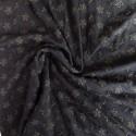 Tissu jersey brodé : 14.85€