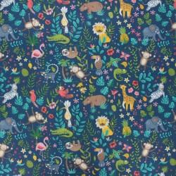 Tissu coton cretonne Buenos Aires: 8.00€