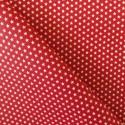Tissu enduit coton star : 12.60€