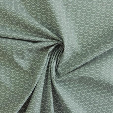 Tissu cretonne coton japonais : 8.00€