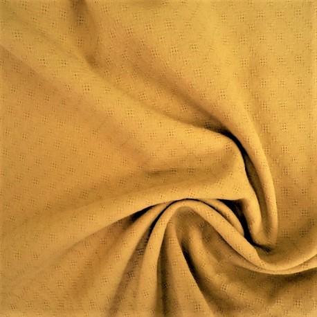 Tissu coton structuré : 9.95€