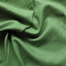 Tissu lin vert jade : 12.60€