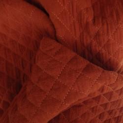 Tissu double gaze matelassé : 17.90€