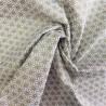 Tissu cretonne coton japonisant : 9.50€