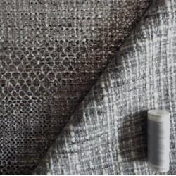 Tissu bouclette avec lurex 1493