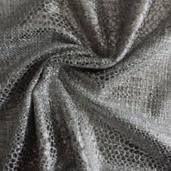 Tissu bouclette réversible à lurex 1493
